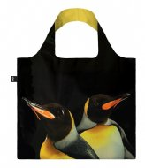 LOQI Bag National Geographic king penguins