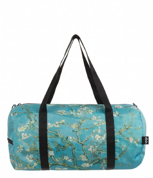 LOQI Schoudertas Weekender Museum Collection almond blossom