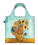 LOQI Shoppers Foldable Bag Museum Collection Geel
