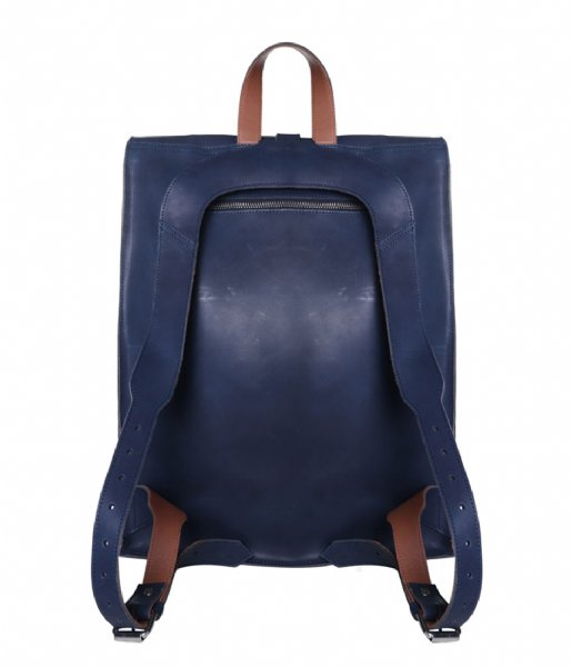 Laauw Laptop rugzak Nine Streets Laptop Backpack 15 Inch navy