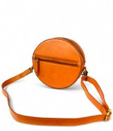 Laauw Luna Mini Round Shoulderbag cognac