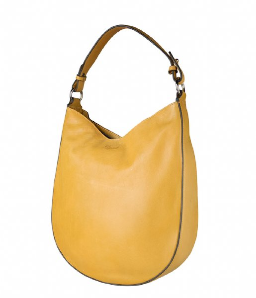Legend Schoudertas Todi Handbag yellow