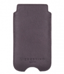 Liebeskind-Smartphone covers-Double Dyed Galaxy S4 Cover-Grijs