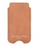 Liebeskind-Smartphone covers-Vintage Galaxy S4 Cover-Bruin