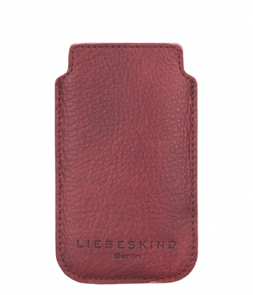 Liebeskind Smartphone cover Double Dyed iPhone 4 Cover  firebrick