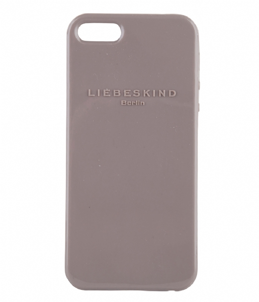 iphone 5 mobile cap mouse grey liebeskind the little. Black Bedroom Furniture Sets. Home Design Ideas