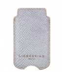 Liebeskind-Smartphone covers-iPhone 4 Cover Snake-Paars