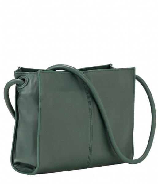 Liebeskind Crossbodytas Crossbody Medium Drawstring dark green