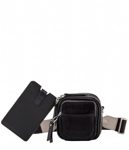 Liebeskind Heuptas Crossbody XS Grapes black