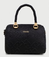 Liu Jo Manh Boston Bag nero (22222)