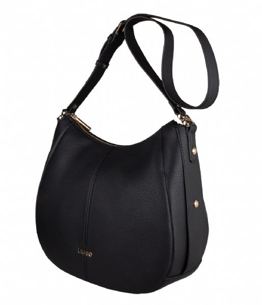 Liu Jo Crossbodytas Hobo Bag Black (22222)