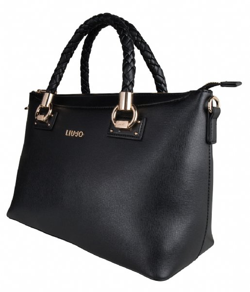 Liu Jo Handtas Shopping Bag Black (22222)