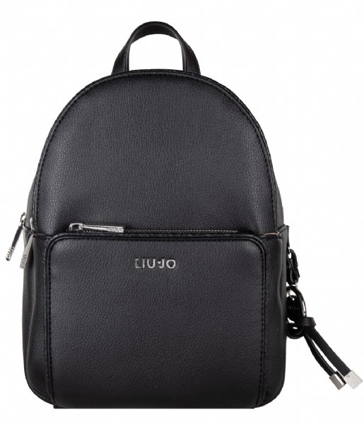 Liu Jo Dagrugzak Backpack Bag Black (22222)
