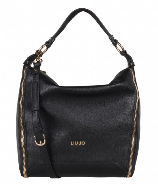 Liu Jo Schoudertas Hobo Bag Black (22222)