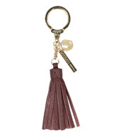 LouLou Essentiels Key Beau Veau Dark Red