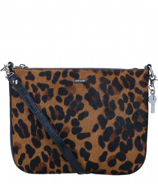 LouLou Essentiels Crossbodytas Crossbodybag Wild Leopard (82)