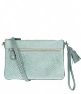 LouLou Essentiels Pouch Sugar Snake menthe (068)