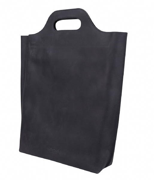 MYOMY Handtas Carry Shopper off black (80241081)