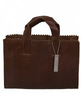 MYOMY My Paper Bag Handbag Crossbody anaconda brandy (10673048)