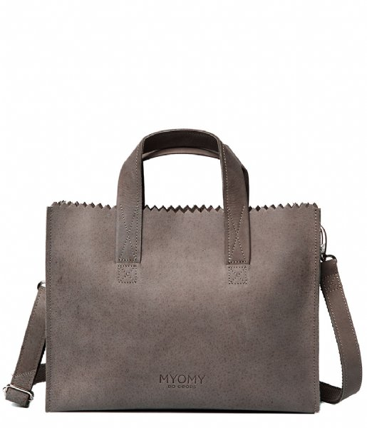 MYOMY Schoudertas My Paper Bag Handbag Crossbody taupe (10671381)