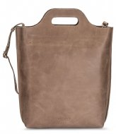 MYOMY Carry Shopper hunter waxy taupe (80241239)