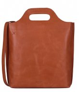 MYOMY My Carry Bag Shopper Medium hunter waxy ginger (80781163)