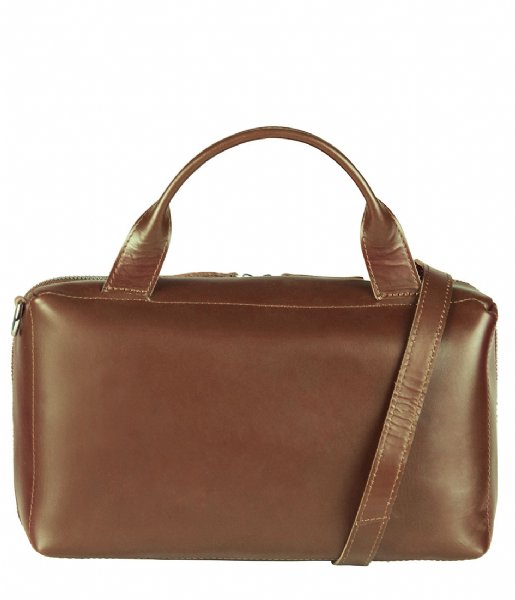 MYOMY Handtas My Boxy Bag Workbag hunter waxy original (13231166)