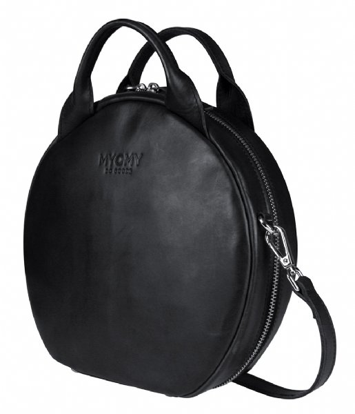 MYOMY Crossbodytas My Boxy Bag Cookie hunter off black (131021081)