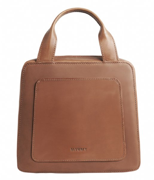 MYOMY Handtas My Locker Bag Handbag Hunter original (4257-0001)