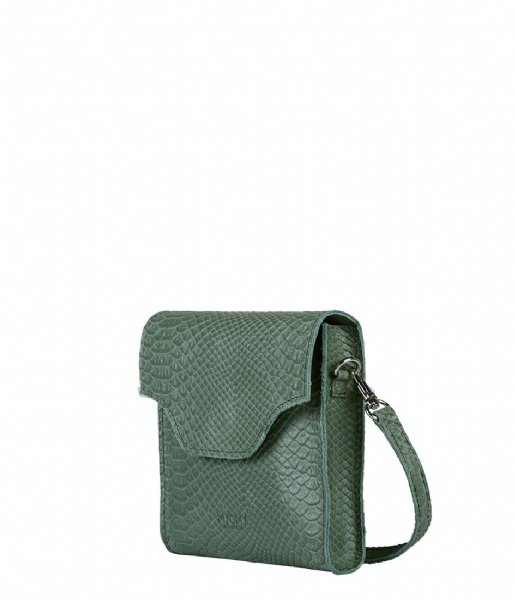 MYOMY Heuptas MY CARRY BAG Festival Anaconda Sea Green