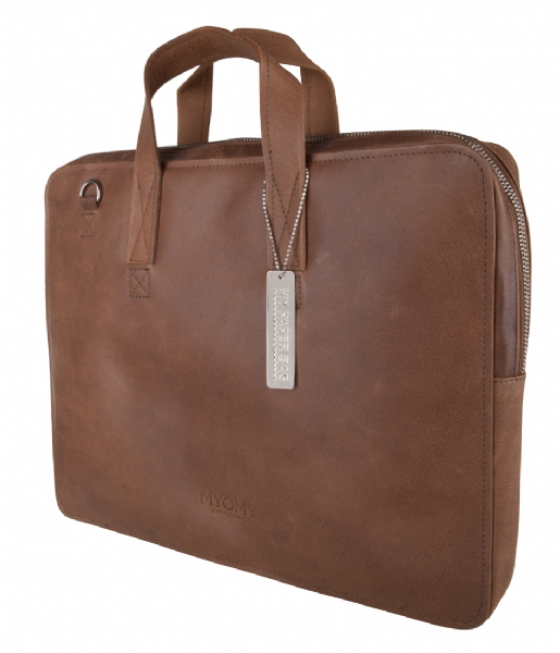 MYOMY Laptop schoudertas My Paper Bag Laptop 13 Inch original (10180001)