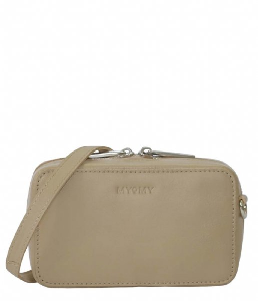 MYOMY Heuptas My Boxy Bag Camera with Belt sand (1366-80)