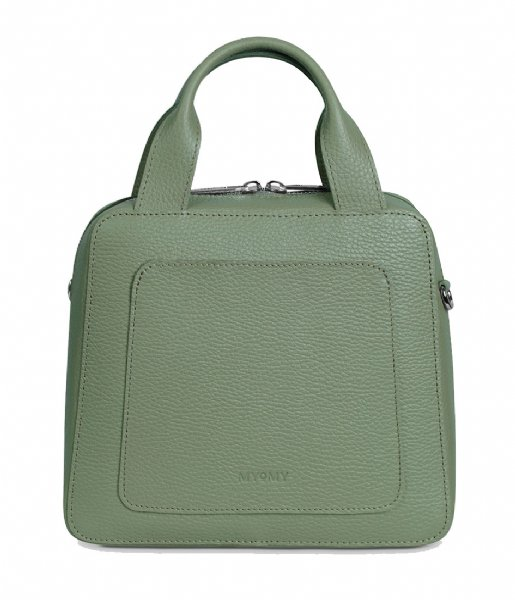 MYOMY Handtas My Locker Bag Handbag Rambler Green (4257-52)