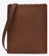 MYOMY MY PAPER BAG Baggy Medium Hunter taupe (1061-1381)