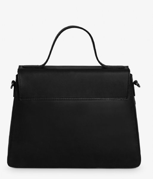 MYOMY Handtas My Rose Bag Handbag Hunter Off Black (8657-1081)