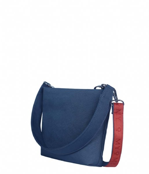 MYOMY Crossbodytas My Circle Bag Mini blue (5151-85)