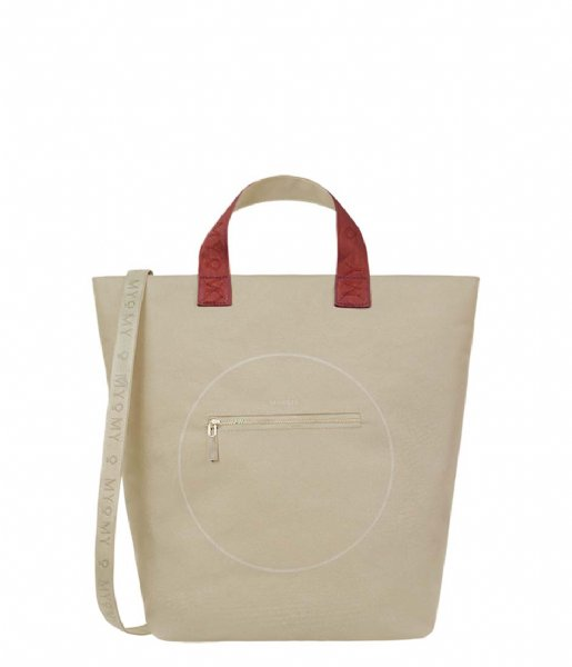 MYOMY Shopper My Circle Bag Shopper sand (5124-86)