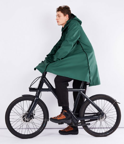 Maium Regenjas Maium Original hunter green
