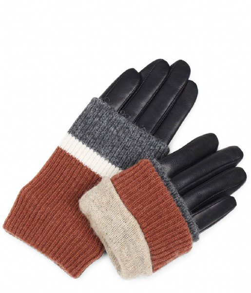Markberg Handschoenen Helly Glove black chestnut