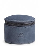 Markberg Lova Jewelry Box S Suede Navy
