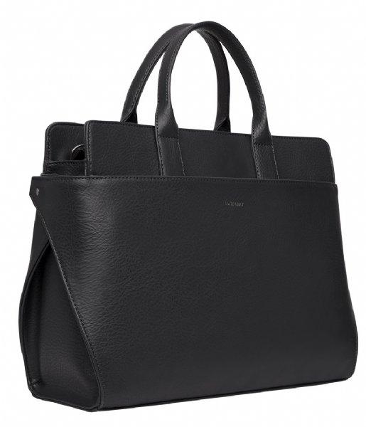 Matt & Nat Handtas Gloria Dwell Satchel Bag 13 Inch black