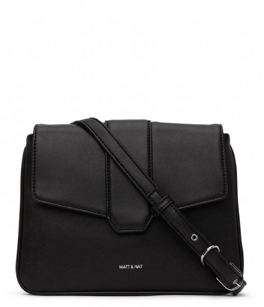 Matt & Nat Crossbodytas Ito Loom BlackS