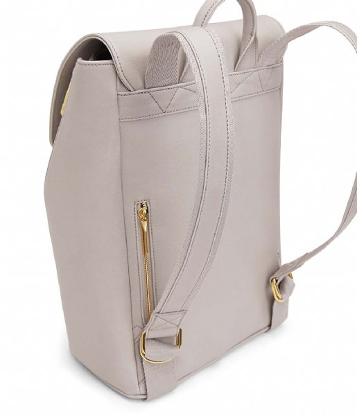 Matt & Nat Dagrugzak Fabi Vintage Backpack pearl