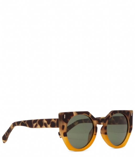 Matt & Nat Zonnebril Mule Sunglasses leo mix