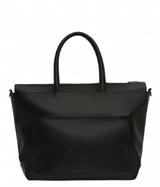Matt & Nat Luiertas Raylan Med Vintage Diaper Bag black