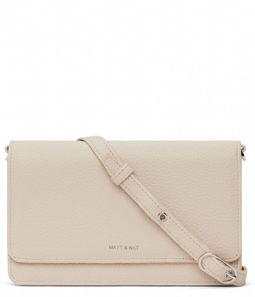 Matt & Nat Crossbodytas Bee Purity Crossbody Bag  Opal