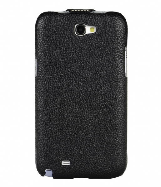 Melkco Smartphone cover Leather Case Galaxy Note black