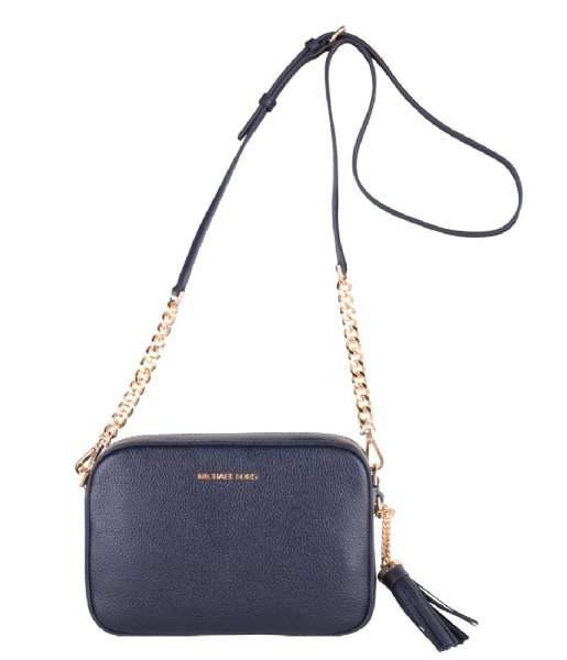 Michael Kors Crossbodytas Camera Bag admiral & gold colored hardware