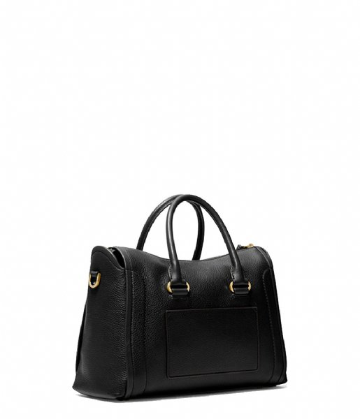Michael Kors Handtas Medium Satchel black