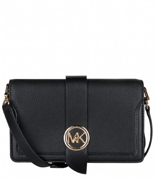 Michael Kors Crossbodytas Medium Triple Gsst Xbody black